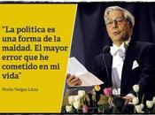 Mario Vargas Llosa: democracia felicidad producen gran literatura