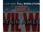 Capitán América: Civil War. Nuevos banners individuales