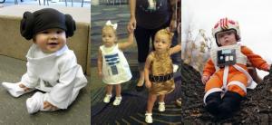 starwars disfraces para bebes