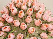 hermosas flores chocolates para regalar