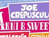Jenesaispop festeja décimo aniversario Casa Azul, Crepúsculo, Anni Sweet Fernando Alfaro