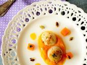 Vieiras texturas calabaza mandarina Cooking Chef