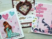 Tres tarjetas rápidas para Valentín