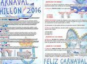 Programa Carnaval Chillón 2016
