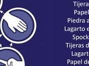 PIEDRA, PAPEL, TIJERAS, LAGARTO, SPOCK. #elretogeek Series