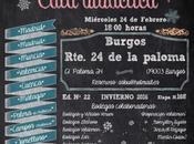 Wine Tour Burgos 24/02