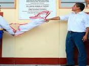 Ollanta humala nelson chui inauguran colegio huarochiri…