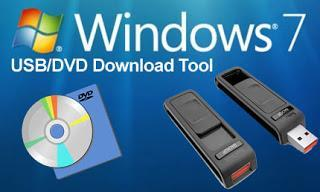 Windows7 USB DVD herramienta Instalador de windows para usb
