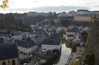 Qué ver en Luxemburgo en 1 día?