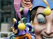 Mardi gras carnaval antes cuaresma, fotos curiosas