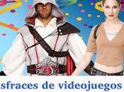 mejores disfraces personajes videojuegos para Carnaval