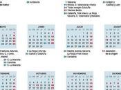 Calendario Laboral Días Festivos España