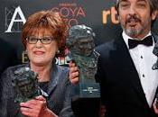 Goya 2016: Aniversario saldo