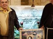Divina Pastora, primera devoción sevillana Basílica Anunciación Tierra Santa