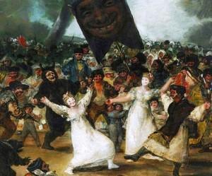 El Entierro de la Sardina (Goya)