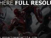 Anuncio Capitán América: Civil para Super Bowl