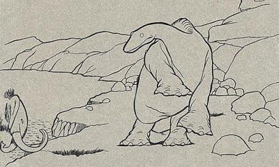 Kyōryū Manga I: Osamu Tezuka