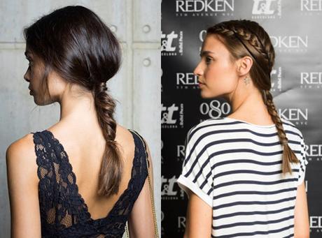 Hairstyle Trend los peinados de moda para la primavera verano 2016