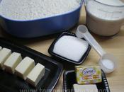 Manteca, mantequilla margarina