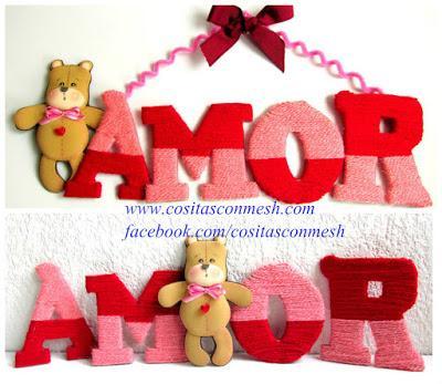 Cómo Hacer Letreros De Amor Para San Valentín Paperblog