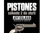 Pistones esperan Madrid