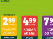 Simly dice adiós mercado servicios para móvil; entre tanto Soup busca atraer clientes huérfanos