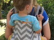 Porteo niños grandes: cómodo, práctico divertido