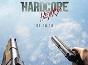 "Nuevo póster ""hardcore henry"""