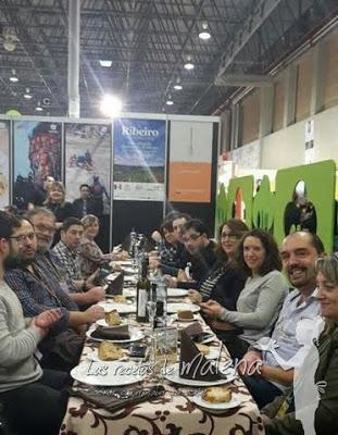 III Encuentro de Bloggers Gastronómicos Xantar 2016