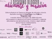 Desayuno Blogger Alicante-Murcia (Primera Parte).