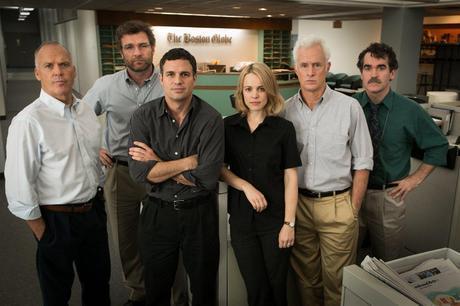 Críticas: 'Spotlight' (2015)