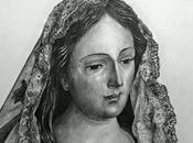 Iconografía Pastora Cantillana: Dibujo bolígrafo