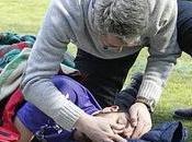 Jugador Cristo Atlético Palencia salva vida gracias intervención médico presenciaba partido