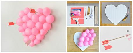 Diy Ideas Para Decorar Tu Pared En San Valentín Paperblog