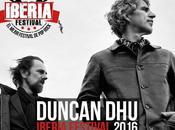 Duncan suman Hombres Frontera Iberia Festival Benidorm