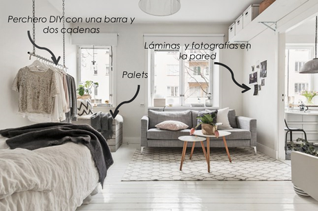 Como decorar un mini apartamento con poco presupuesto for Decorar mini apartamentos