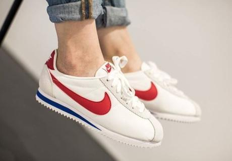 De nuevo las Nike Cortez