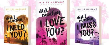 Reseña: Love You - Estelle Maskame