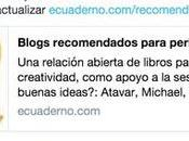 Miguel Angel Jimeno Jose Luis Orihuela, listas blogs periodistas para Twitter