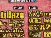 Kalikenyo Rock 2016: Reincidentes, Gatillazo, Porretas, Lendakaris Muertos, Boikot, Servium...