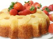 Bundt cake piña