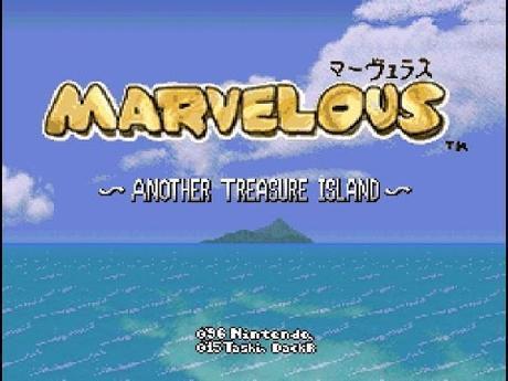 Marvelous - Título