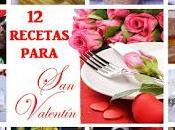 recetas para Valentín