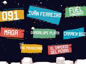 Nace Festival Interestelar Sevilla Iván Ferreiro, Fuel Fandango, 091, Maga, Guadalupe Plata...