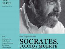 Crítica exprés: Sócrates, juicio muerte ciudadano