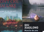 aventuras detective Chen, Xiaolong. Mucho novelas policiacas. Para acabar, unas berenjenas miel