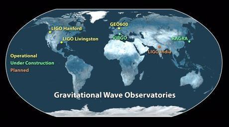 LIGO confirma la detección de ondas gravitacionales por primera vez