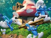 """Imagenes promocionales """"smurfs: lost village"""", entrega completamente animada pitufos"""