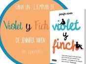 Concurso Aniversario ¡Gana ejemplar Violet Finch! [Dos ganadores]