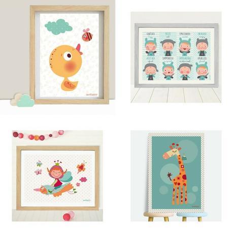 Vinilos Infantiles Decohappy.Decohappy Vinilos Infantiles Y Decorativos Paperblog